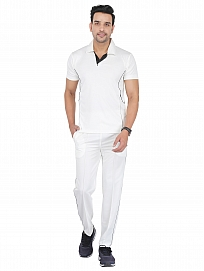 HPS Sports Cricket White Track Suit