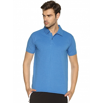 HPS Sports Blue Half Sleeves T shirts