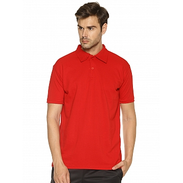 HPS Sports Red Half Sleeves T shirts